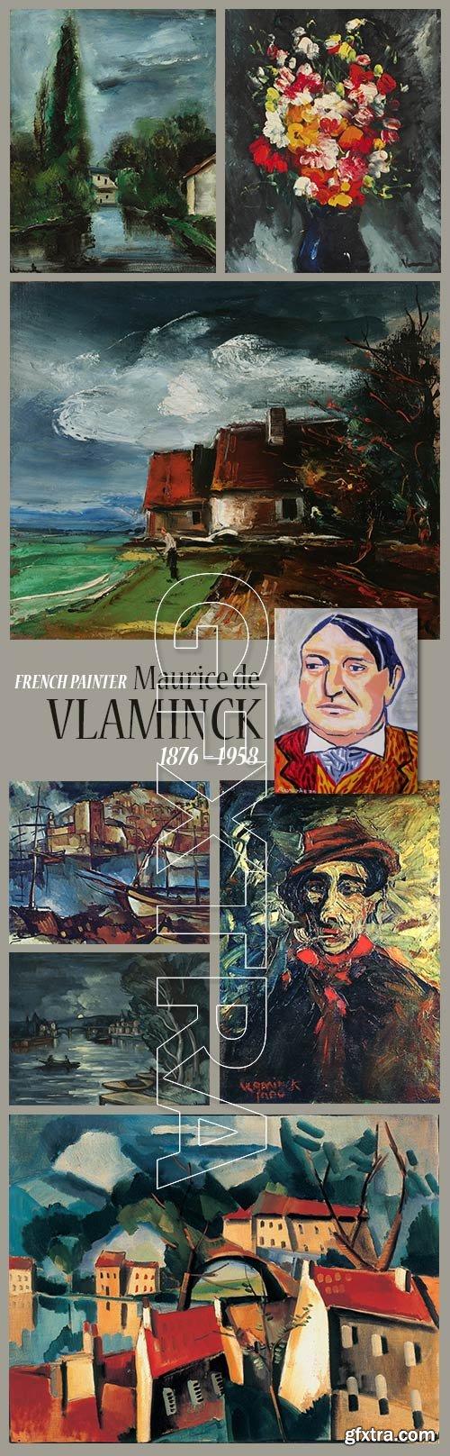 Maurice de Vlaminck, French Painter (1876–1958)
