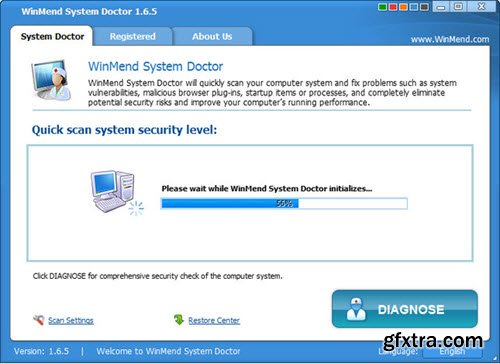 WinMend System Doctor 1.6.5.0