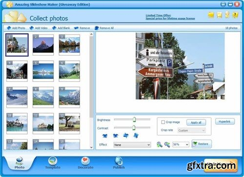 Amazing Slideshow Maker 3.4.5 + Templates