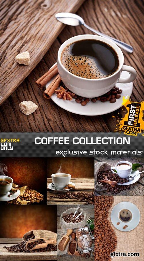 Coffee Collection, 25xUHQ JPEG