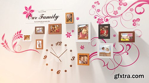 Videohive Photo Wall 6349498