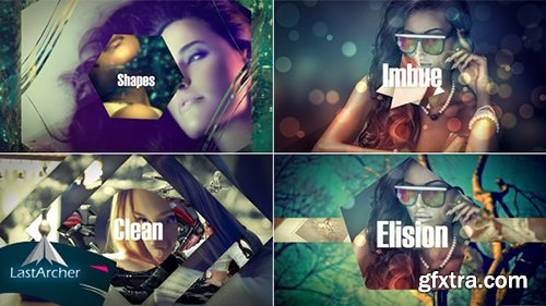 Videohive Shapes 6824324