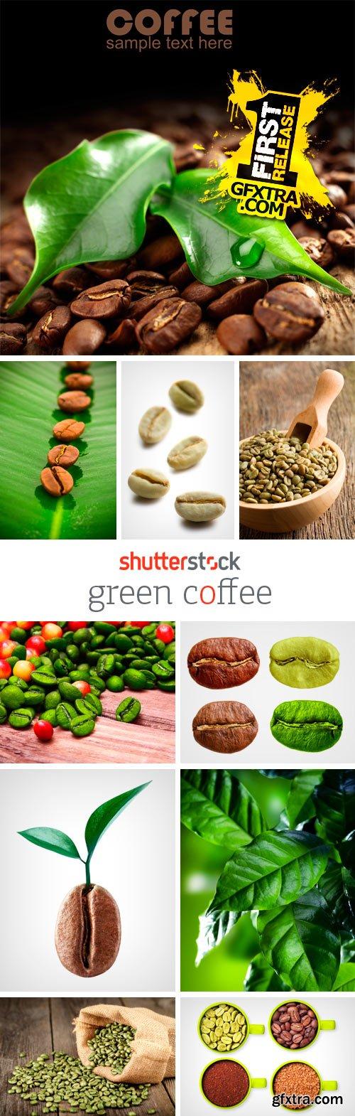 Amazing SS - Green Coffee, 25xJPGs