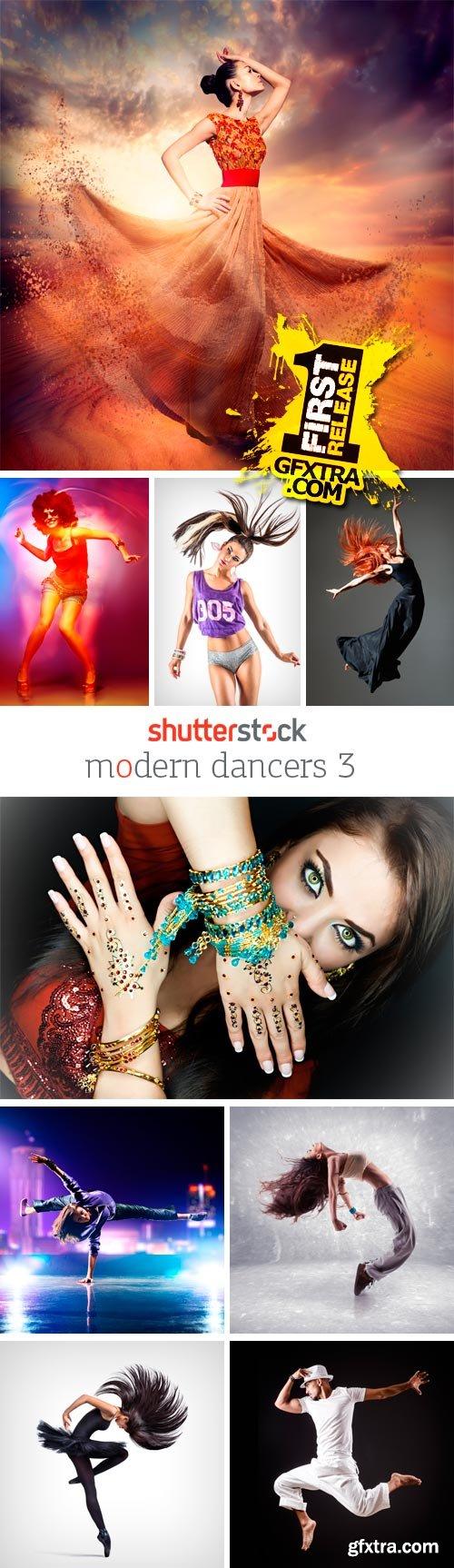Amazing SS - Modern Dancers 3, 25xJPGs
