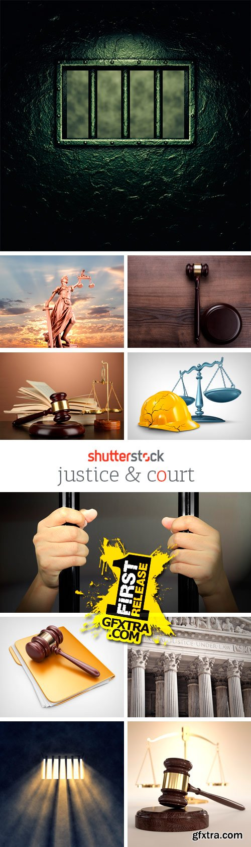 Amazing SS - Justice & Court 2, 25xEPS