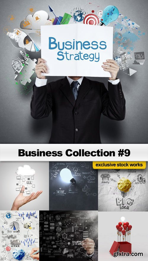 Business Collection #9 - 25x JPEGs