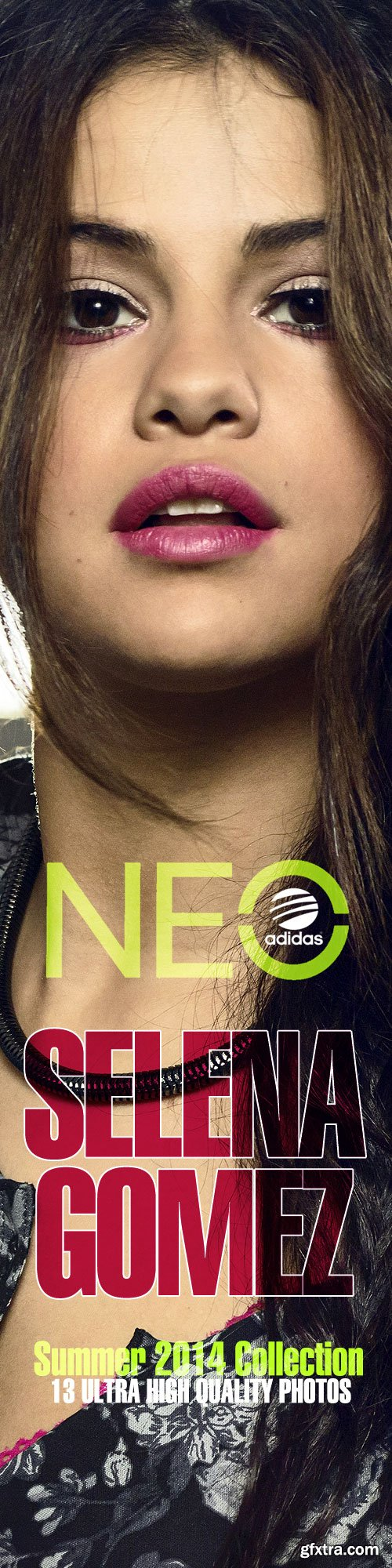 Selena Gomez - Adidas NEO Summer 2014 Collection AD Shoot