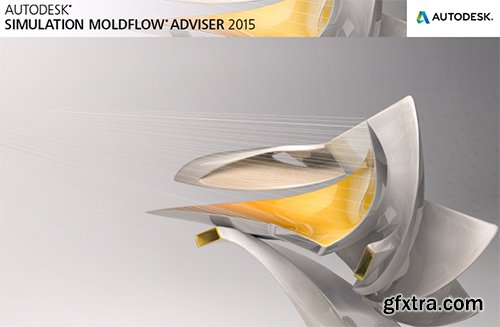 AUTODESK SIMULATION MOLDFLOW ADVISER ULTIMATE v2015 MULTI WIN64-ISO