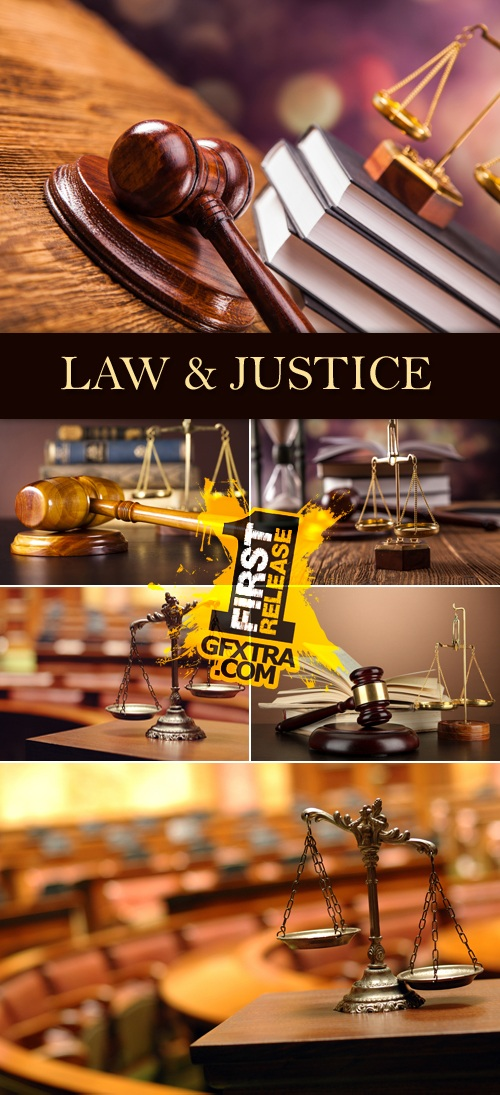Stock Photo - Law & Justice Concept