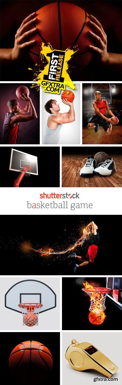 Amazing SS - Basketball Game, 25xJPGs