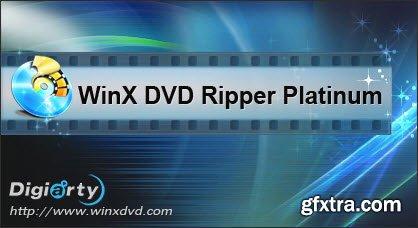 WinX DVD Ripper Platinum 7.5.5.128 Build 25.04.2014
