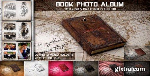 Videohive Book Photo Album 3371645[