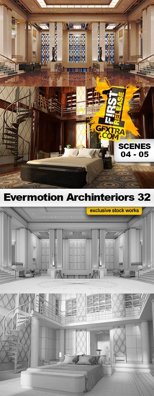 Archinteriors 32 - Scene 4-5