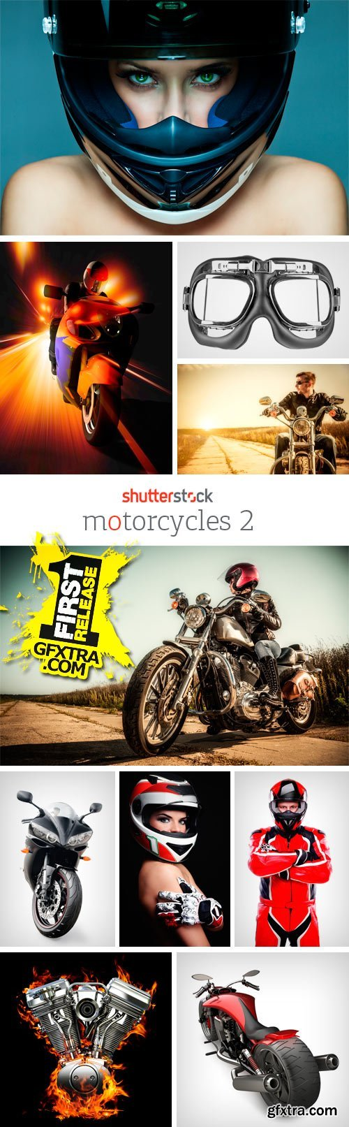 Amazing SS - Motorcycles 2, 25xJPGs