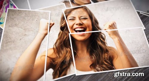 Videohive Photo Collage Gallery 6884637