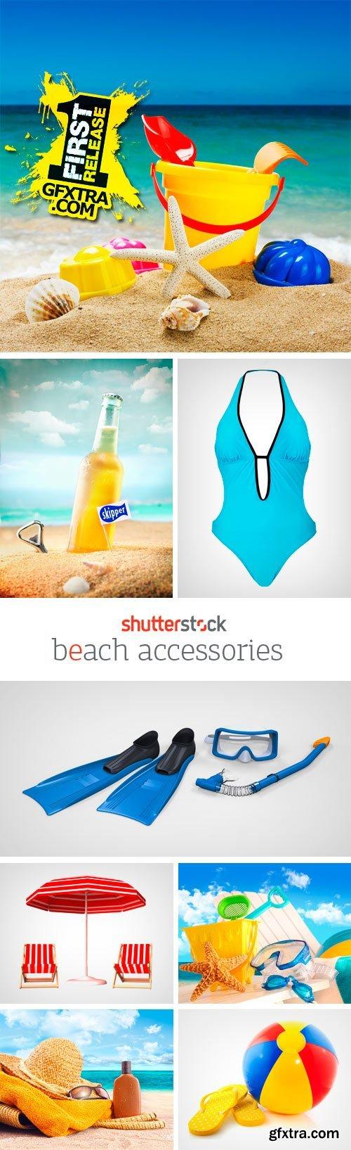 Amazing SS - Beach Accessories, 25xJPGs