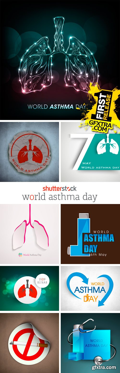 Amazing SS - World Asthma Day, 25xEPS
