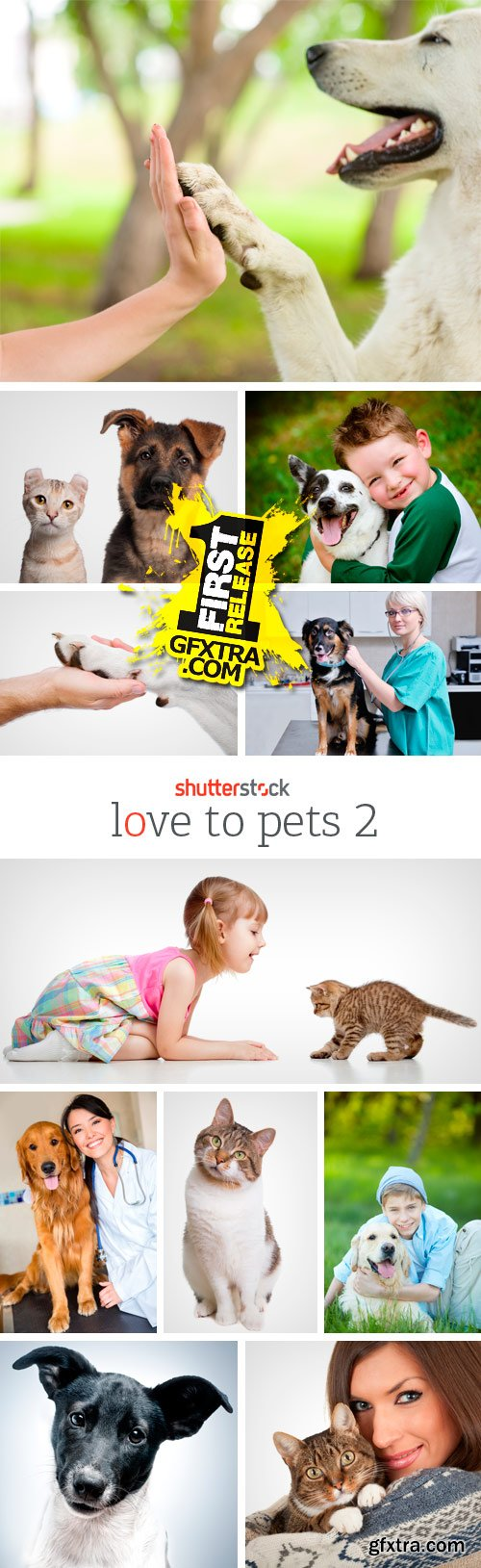 Amazing SS - Love To Pets 2, 25xJPGs