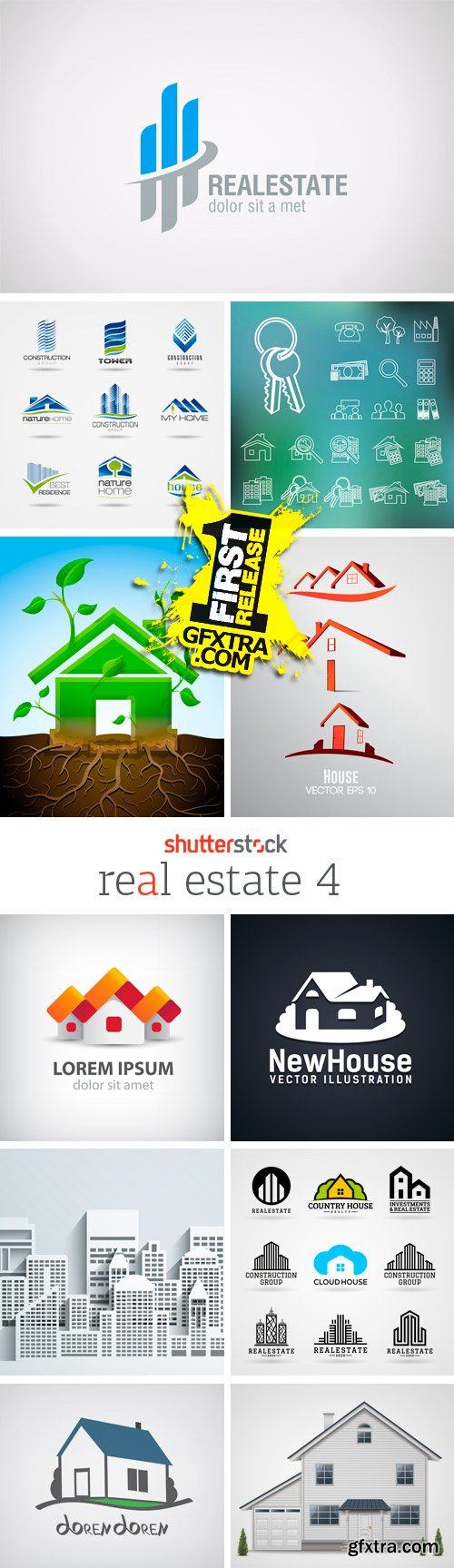 Amazing SS - Real Estate 4, 25xEPS
