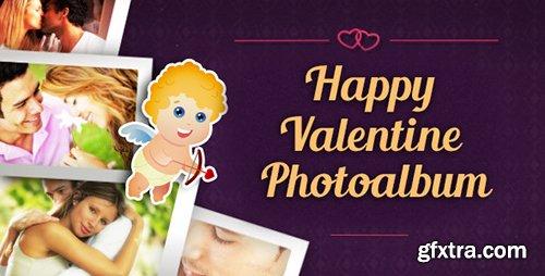 Videohive Happy Valentine Photoalbum 6758027 (Bonus 52 Romantic - Production Music)