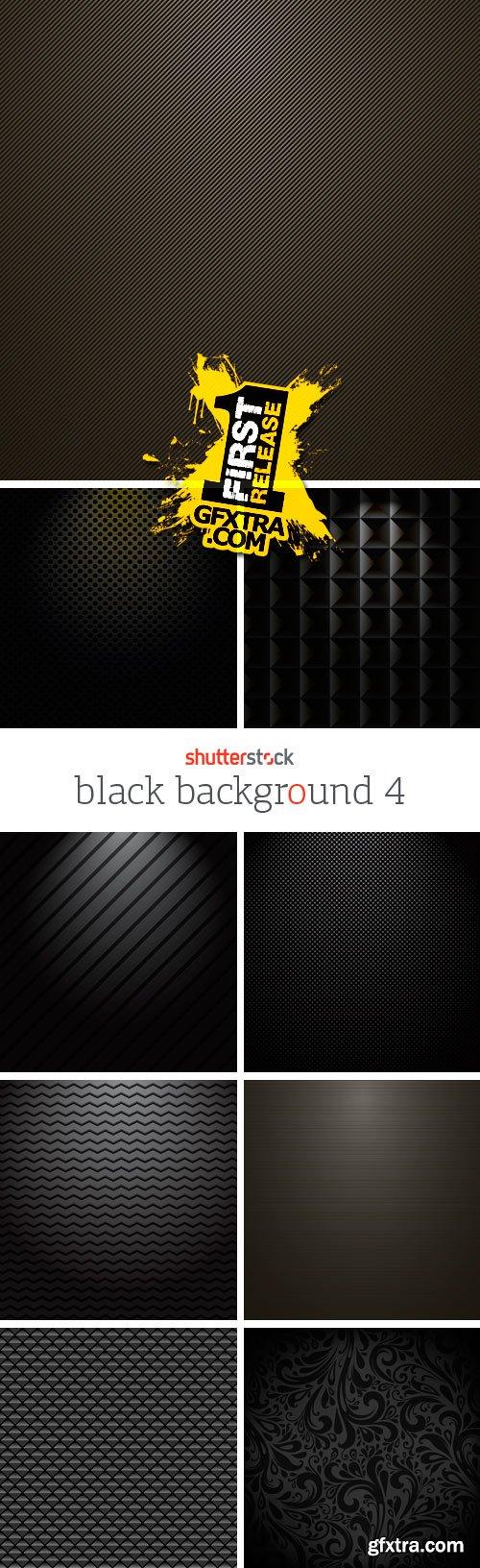 Amazing SS - Black Background (vol.4), 25xEPS