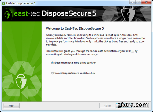 East-Tec DisposeSecure 5.1.0.100
