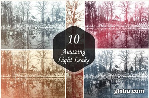 Amazing Light Leaks Actions