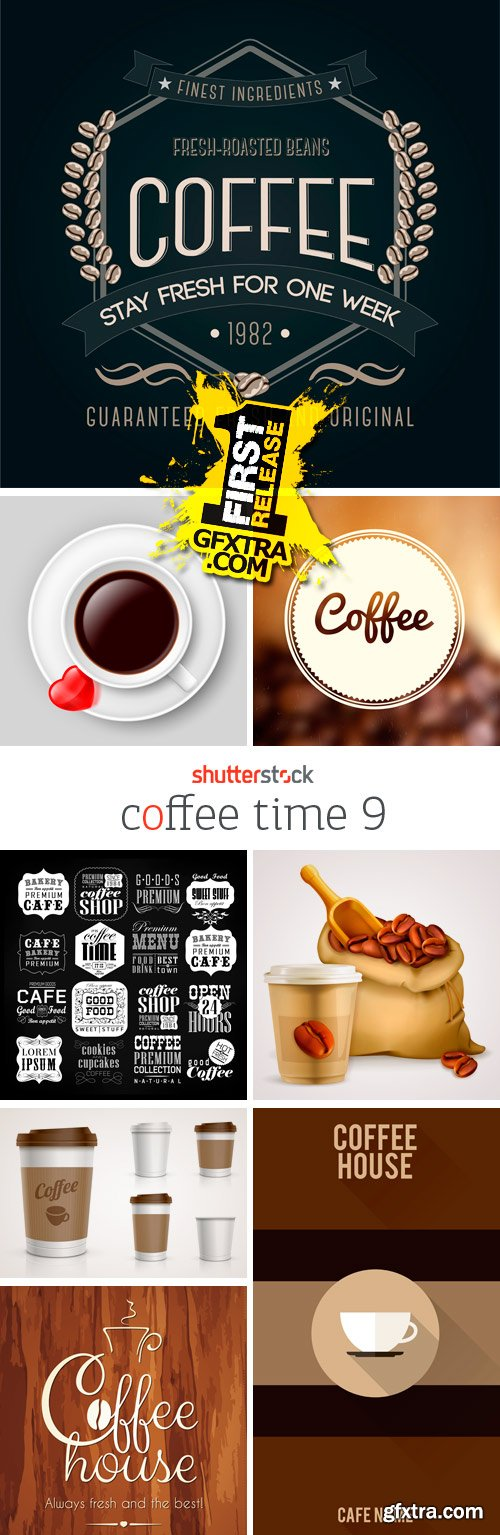 Amazing SS - Coffee Time 9, 25xEPS
