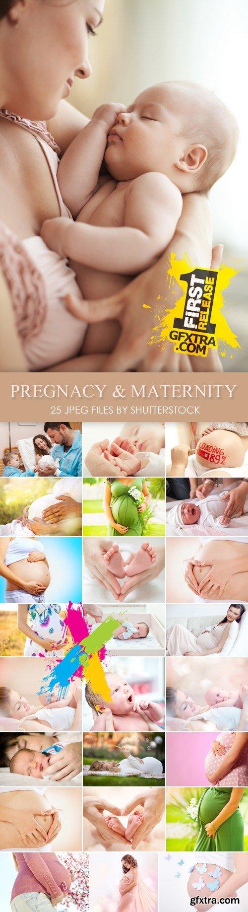 Stock Photo - Pregnacy & Maternity