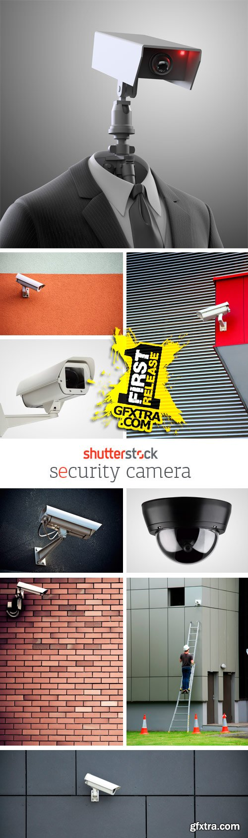 Amazing SS - Security Camera, 25xJPGs