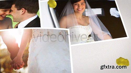 Videohive Wedding Memories Slideshow 7136018