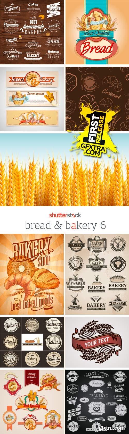 Amazing SS - Bread & Bakery 6, 25xEPS