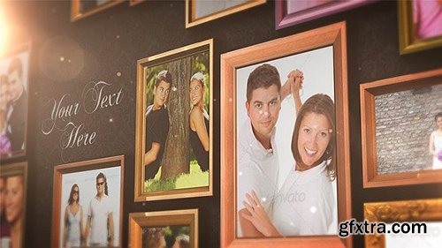Videohive Real Frames Photo Album 3563849