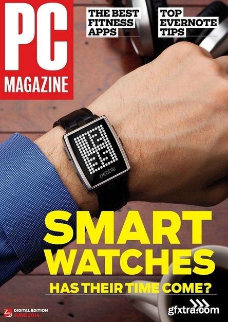 PC magazine - June 2014 / USA (HQ PDF)