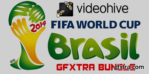 VideoHive - Special FIFA World Cup 2014 Brasil BUNDLE!
