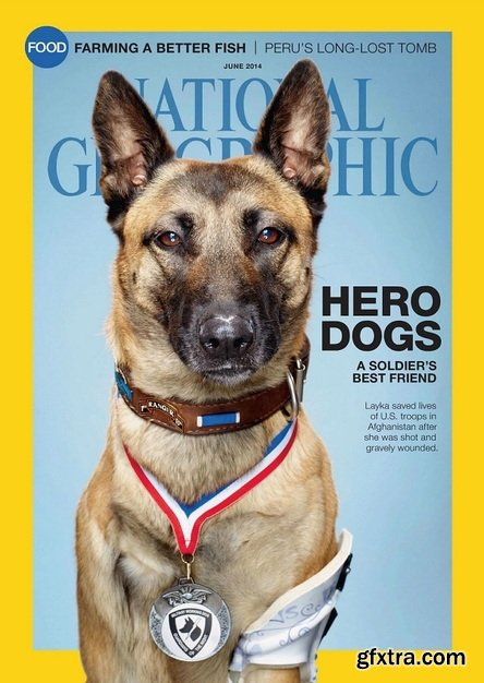National Geographic - June 2014 / USA (HQ PDF)