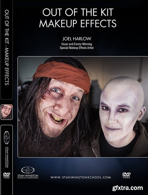 Stan Winston School - Out of the Kit - Makeup Effects
