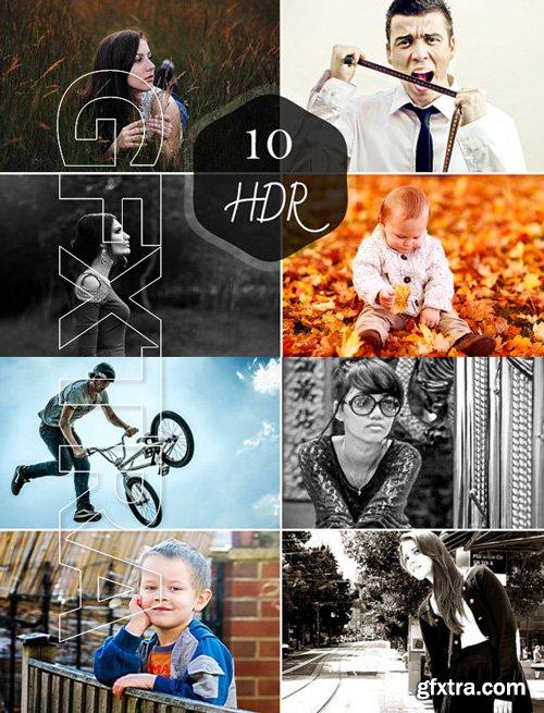10 HDR