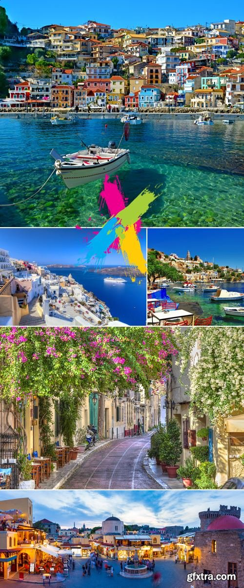 Stock Photo - Amazing Greece