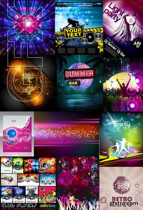 Disco and Party, 25xEPS