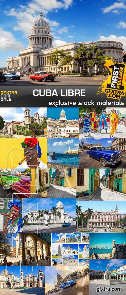 Cuba Libre, 25xUHQ JPEG
