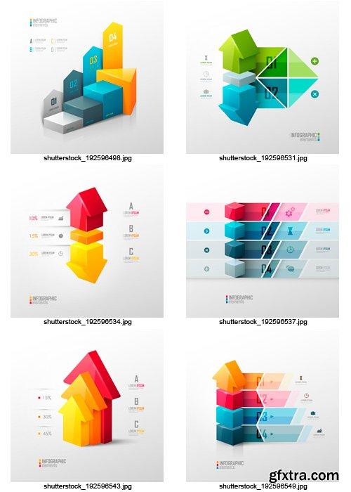 Amazing SS - Infographic Design 4, 25xEPS