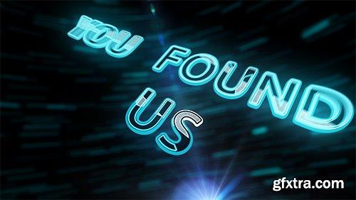 Pond5 Trokinetic Typography 29069350