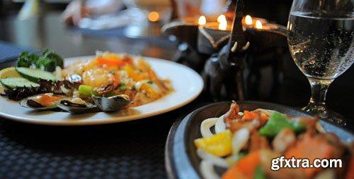 Videohive - Delicious Restaurant Tasty Dish 4676680