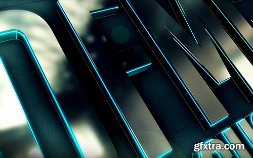 Videohive 3D Element Title and Logo 5004451