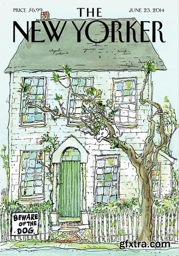 The New Yorker - June 23, 2014 (HQ PDF)