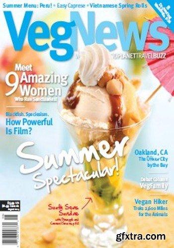 VegNews Magazine - Issue 95 (TRUE PDF)