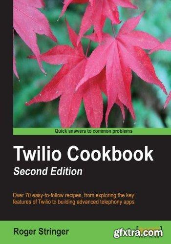 Twilio Cookbook, Second Edition