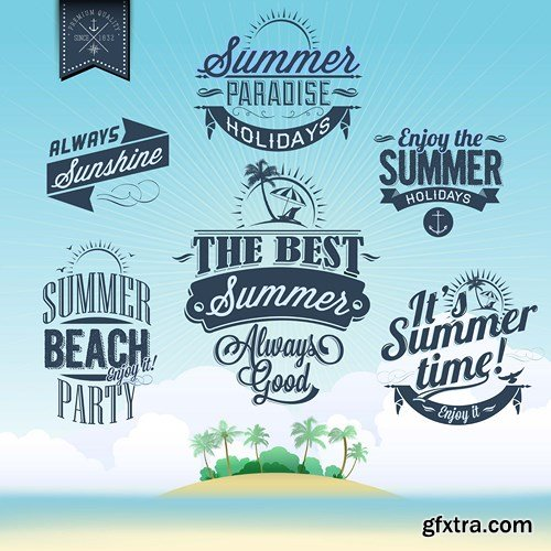 Summer Collection, 25xEPS