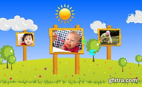 Videohive Happy Children 4984066